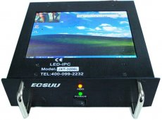 LED Display Mini Industrial PC with Touch Screen LED IPC JXT-3206L