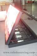 Outdoor P16 2R1G1B Front Access LED Screen
