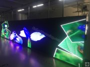 P2.98mm HD Indoor Rental LED Display Wall Panel