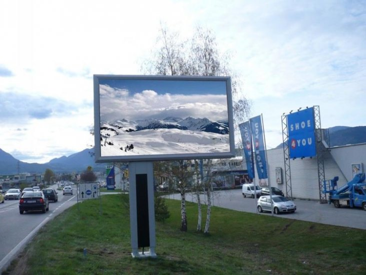 P5 Outdoor SMD Super High Resolution Digital LED Display Panels - Click Image to Close