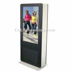 55 Inch Outdoor Double Sided LCD Screen for Advertising