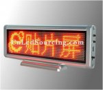 P3 Indoor Desktop Single Color LED Signs (1R)