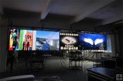 P10 SMD Outdoor Flexible LED Curtain Display