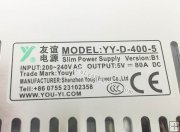 YY-D-400-5 Youyi 400W LED Slim Power Supply