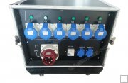 Power Distribution Box 20KW for LED Display Rental