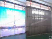 P8.75 Indoor SMD LED Flexible Curtain Display