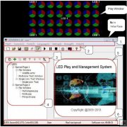 Colorlight LEDVision 2.0 LED Display Screen Control Software