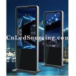 65 Inch Indoor Electronic Poster, LCD Displays for Advertising