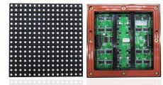 P10 SMD Outdoor LED Display Module, 160mm x 160mm Waterproof LED Board