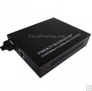 DBSTAR Single Mode LED Display Fiber Converter DBS-CFC09SF