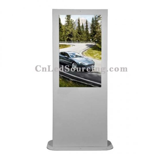 47 Inch Outdoor LCD Advertising Player, Waterproof Digital Signage - Click Image to Close