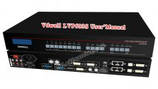 VDWall LVP603S LED Video Switcher User Manual