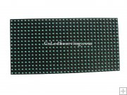 P10 Outdoor Blue LED Unit Board Module | Monochrome DIP LED Display Sign Tile