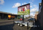 P8 SMD Outdoor Mobile LED Displays, Vehicle LED Screen