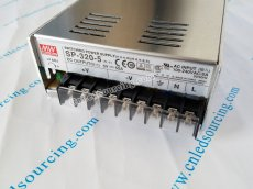 Taiwan Meanwell SP-320-5 5V 55A 275W LED Power Supply with CE Certification