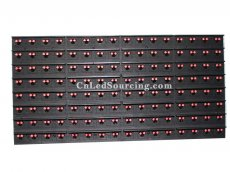 P20 Outdoor Single Red Color(Monochrome)LED Display Sign Tile/Unit Module