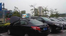 P5 3G WiFi Wireless Controlling Car Top Double Sided Full Color Advertising LED Sign