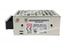 Meanwell 5V 3A 15W (RS-15-5) CE LED Switching Power Supply