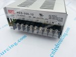 MeanWell NES-350-12 LED Illuminated Letter Switching Power Supply