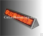 Indoor P3 1R Double Sided LED Message Panels