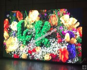 P3 Indoor Full Color LED Screen Module with 64 x 32 Pixels