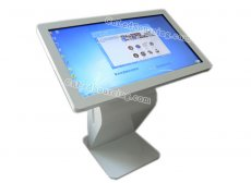 42 Inch All in One Interactive LCD Touch Screen Kiosk