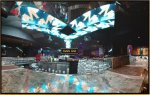 P6 Bar Ceiling LED Screen