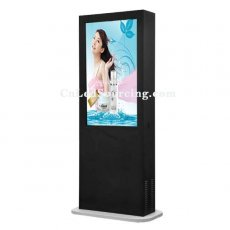 China Outdoor LCD Monitor Player,Best price for 65 Inches Digital Advertising TV Screen