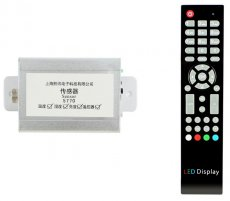 XIXUN LED Temperature Humidity Brightness Sensor Controller