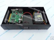Linsn TS852 Full Color LED Sender Box with TS802 Card Inside