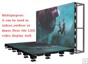 P4.81 Outdoor Multipurpose LED Video Wall