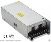 CL 5V 60A 300W LED Power Supply with CE Approval