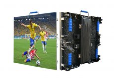 Hot Selling P3.91 Indoor Stage LED Screen Cabinet