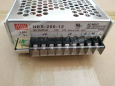 MeanWell NES-200-12 LED Channel Letter Sign Power Supply