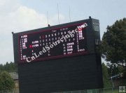 P16 Outdoor Scoreboard LED Displays, LED Stadium Screen