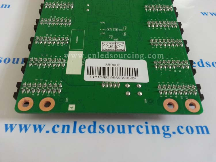RV908T Linsn Latest Receiving Card Compatible with RV908 RV908H - Click Image to Close