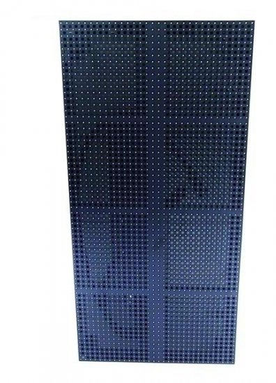 P12.5mm 6,400 Pixel Indoor LED Curtain Display, LED Mesh Screen - Click Image to Close