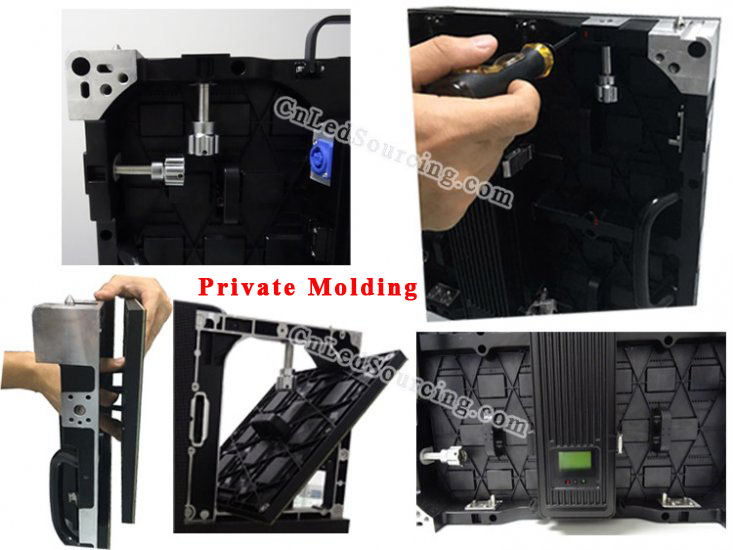Hot Selling P3.91 Indoor Stage LED Screen Cabinet - Click Image to Close