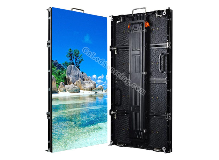 P3.91 Outdoor Rental LED Panel 500 x 1000mm - Click Image to Close