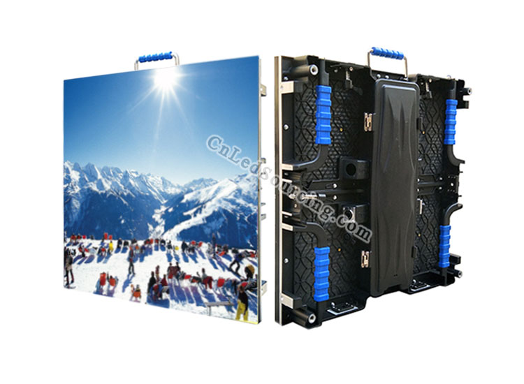 P3.91 SMD Outdoor Stage LED Video Wall Panel 500mm x 500mm - Click Image to Close