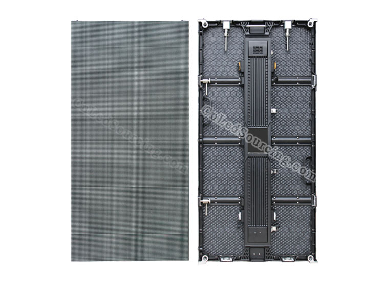 P6.25mm 25,600 Pixel Indoor LED Curtain Display, LED Mesh Screen - Click Image to Close